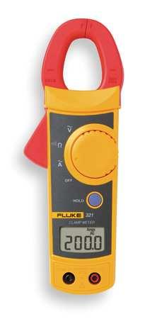 Fluke 321 Clamp on Ammeter