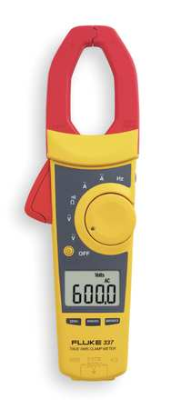 Fluke 337 NIST Certified Clamp on Ammeter