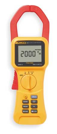 Fluke 353 Clamp on Ammeter