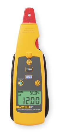 Fluke 771 NIST Certified Process Clamp on Ammeter