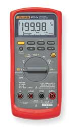 FLUKE 87V-EX Intrinsically Safe Digital MultiMeter with Data (NIST Certified)