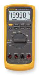 FLUKE 87V Digital MultiMeter LCD (NIST Certified)