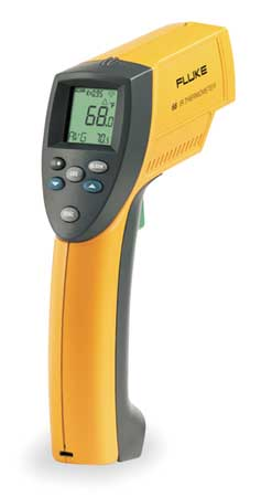 Fluke 68 IS NIST IR Thermometer
