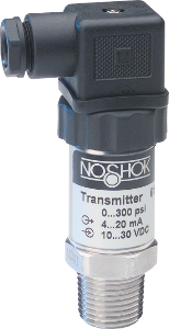 NoShok 615 616 High Accuracy Heavy Duty Pressure Transducer