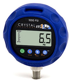 Crystal Engineering M1 digital pressure gauge