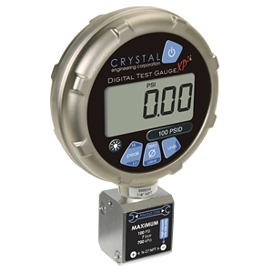 Crystal XP2i-DP Digital Differential Pressure Gauge