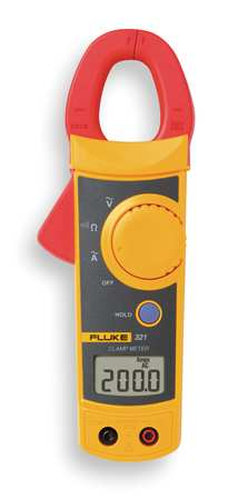 Fluke 321 Clamp on Ammeter