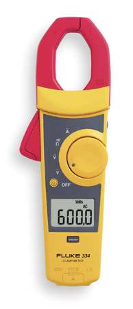 FLUKE 334 Clamp on Ammeter