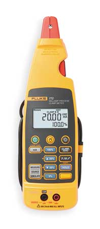 Fluke 772 NIST Certified Process Clamp on Ammeter