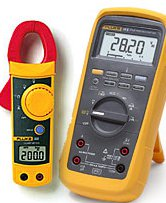 Fluke Voltmeters and Voltage Testers