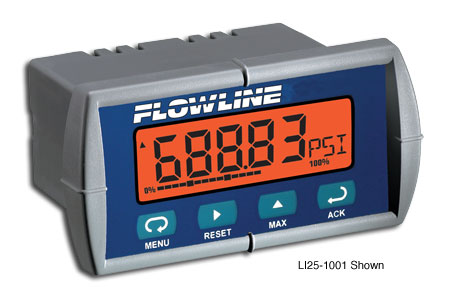 Flowline DataLoop II Intrinsically Safe Meter