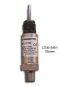 Flowline DeltaSpan™ External Pressure Transmitter