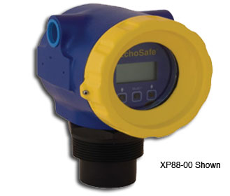 Flowline EchoSafe® Explosion Proof Two-Wire Ultrasonic Level Transmitter